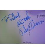 "Robert DeNiro, Actor And Director Autograph On A 3 1/2"" X 5 1/2"" Postcard - $75.00"