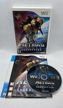 Metroid Prime 3: Corruption (Nintendo Wii, 2007) CIB Complete, Tested! - $14.09