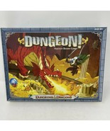 Dungeon Fantasy Board Game Dungeons and Dragons Wizards of Coast 2014 Co... - $8.90