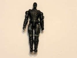 2005 G.I. JOE Action Figure Snake Eyes ( Ref # 1-60 ) - $8.00