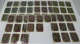 (59) DONKEY KONG 1982 Topps NINTENDO SCRATCH OFF CARDS (Unscratched) - $49.01