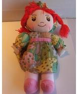 Manley Red Haired Doll with Braids - $6.99
