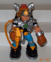 Vintage 2001 Fisher Price Rescue Heroes Action Figure #5 - $9.50