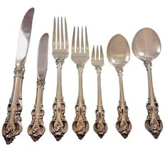 El Grandee by Towle Sterling Silver Flatware Set for 8 Service 63 Pieces - $3,795.00