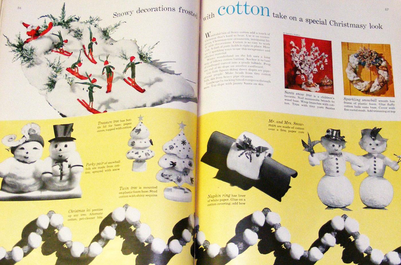 1955 CHRISTMAS IDEAS Magazine from Better Homes & Gardens