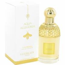 Guerlain Aqua Allegoria Lys Soleia Perfume 2.5 Oz Eau De Toilette Spray image 1