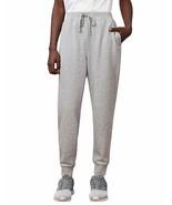 Fila Men's French Terry Jogger Active Sweatpants Pants Gray Medium - $18.81