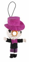 """Dc Comics 2.5 """" Der Pinguin Saiten Puppe Keychain Voodoo Handyanhänger Figur Nib"""