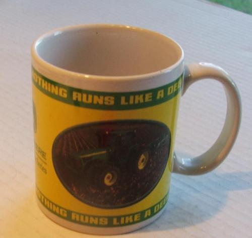 Primary image for Runs Like a Deere John Deere Cup #31151