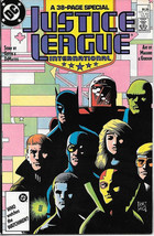 Justice League International Comic Book #7 DC Comics 1987 VFN/NEAR MINT ... - $3.99