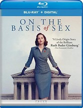 On the Basis of Sex [Blu-ray + Digital, 2019]