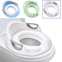 Luchild Potty Toilet Seat for Toddlers Toilet Trainer Ring with Splash G... - $27.05