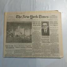 The New York Times 1986 July 11 Ferryboat slashing Prison Afire Cruise S... - $39.99