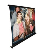 Pyle PRJTP46 Retractable Pull-out-Style Manual Projector Screen (40-Inch) - $67.11
