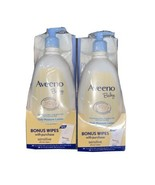 Aveeno Baby Daily Moisture Lotion Pediatrician Recommended with Bonus Wi... - $18.12
