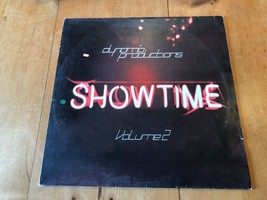 "2002 DYNAMO PRODUCTIONS ""SHOWTIME VOLUME 2"" VINYL LP ALBUM RECORD - $8.83"