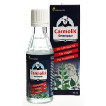 CARMOLIS solution with 10 Alpine herbs 80ml - $19.00