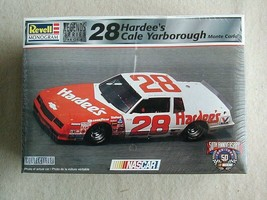 FACTORY SEALED #28 Hardee's Cale Yarborough Monte Carlo Revell #85-3153 ... - $27.71