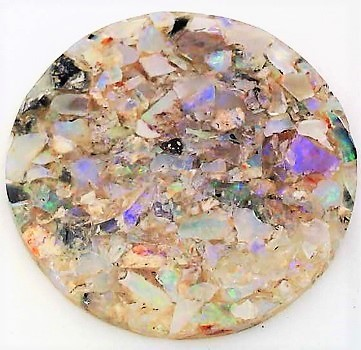 Primary image for Opal In Resin Cabochon 147