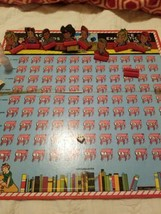 "Vintage 1949 ""Go To The Head Of The Class"" Game SOLD AS IS - $10.69"