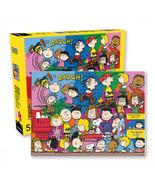 Peanuts Cast 500 Piece Jigsaw Puzzle Multi-Color - $25.98