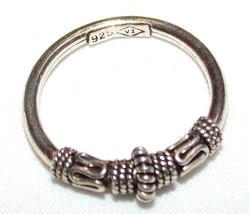 Sterlingsilber Ring 7 1/2 New Neu Ovp Schmuck Ehering - $26.74