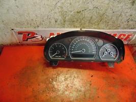 07 06 Saab 9-5 speedometer instrument gauge cluster 12767383 - $34.64
