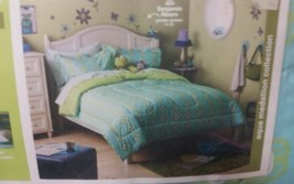 Circo Aqua Medallion 5 Piece Twin Size Bedding Set - $47.50