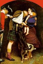The Order of Release 1746 by John Everett Millais - Art Print - $19.99+