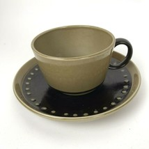 Vtg Franciscan Discovery Tahiti China 60s Tableware Tea Coffee Cup & Saucer - $18.80