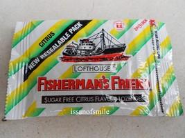 4 Packs Fisherman's Friend Sugar Free Citrus Flavour Lozenges - $14.95