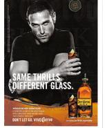 Jose Cuervo Black Medallion Tequila Full Page Color Print Ad - Jose Cuervo - $3.50