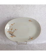 "Bareuther Waldsassen 12"" Oval Platter Bavaria Pattern Fine China (Germany) - $29.99"