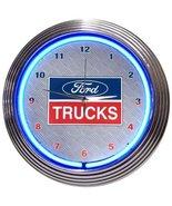 Neonetics 8FTRUC Ford Trucks Neon Clock - $94.89