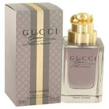 Gucci Made to Measure by Gucci Eau De Toilette Spray 3 oz (Men) - $76.07+