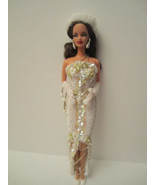 OOAK  Barbie Snowy White Princess REPAINT by Amy Nardone All dolled Up  ... - $90.00