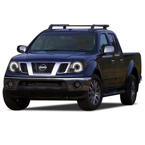 Primary image for Bright White LED Headlight Halo Ring Kit for Nissan Frontier 09-16