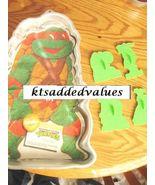 Wilton Teenage Mutant Ninja Turtle Cake Pan Plus S/CC - $39.99