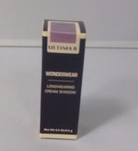 2PK Ultima II Wonderwear, Long lasting Cream Eye Shadow. Orchid - $14.87