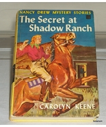 Nancy Drew #5 The Secret at Shadow Ranch 2nd PC... - $5.99