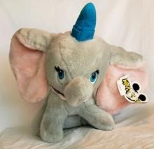 Disney Resort Dumbo Stuffed Baby Elephant Plush Disneyland Disney World ... - $18.79