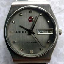 Rado Voyager Watch, Silver Automatic - $226.00