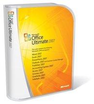 Microsoft Office 2007 Ultimate - $15.00