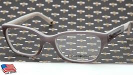 New Emporio Armani Ea 3004 5048 Grey Eyeglasses Frame 50-16-135 (No Right Demo) - $53.41
