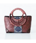 Elegant Casual Thai Fashion Tote - (available in 2 colors) - $59.99