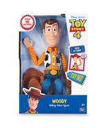 Disney Pixar Toy Story Woody Talking Action Figure (LOC S-ABK-9) - $35.52