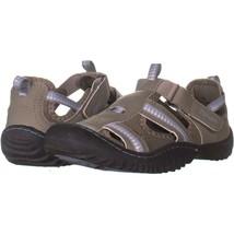 JSport by Jambu Regatta Sport Sandals 738, Light Grey/Stone Blue, 8 US /... - $29.75
