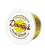 Downey's Natural Cinnamon Honey Butter, 8 Oz. Tub (Pack of 2) - $15.45