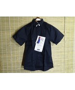 BLAUER MENS/WOMENS SHORT SLEEVE EMT/POLICE NFPA STATION/WORK COTTON TWIL... - $18.61