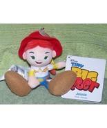 "Disney Store TINY BIG FEET TOY STORY JESSIE Micro Plush 4""H NWT - $7.43"